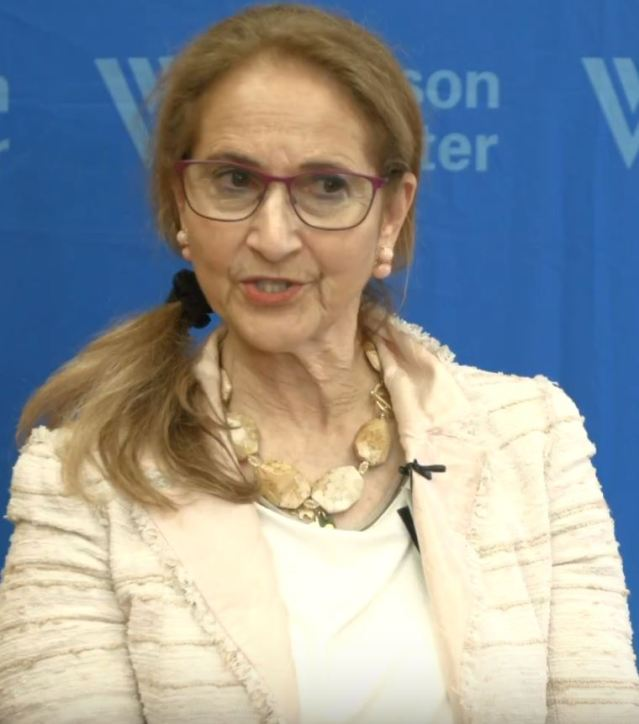 alice rogoff wilson center